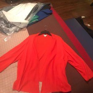 Women's J.Jill light sweater